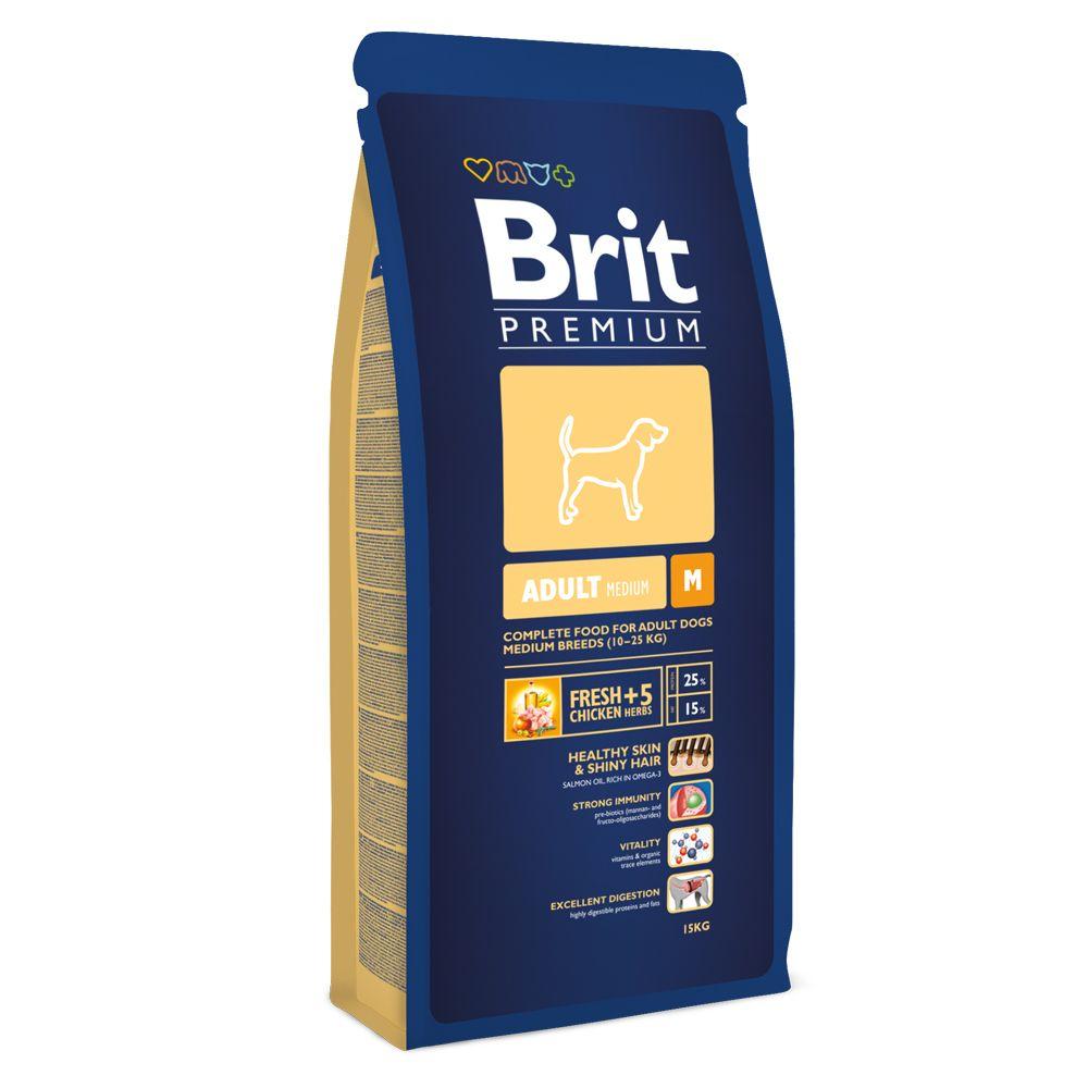 Brit Premium Adult M - 15