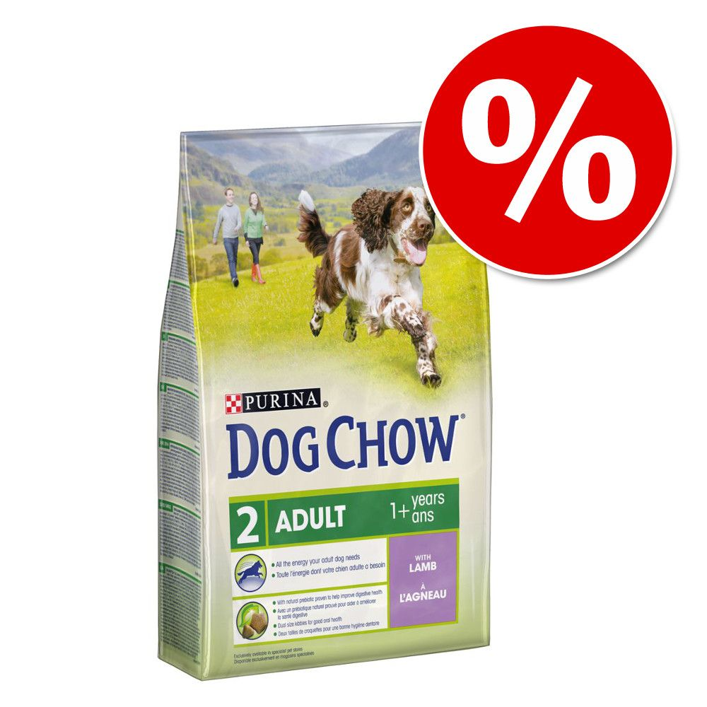 2,5 kg Purina Dog Chow w