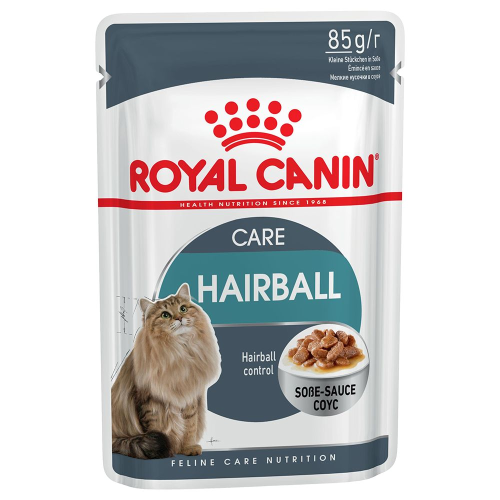 Royal Canin Hairball Care i sås - 12 x 85 g