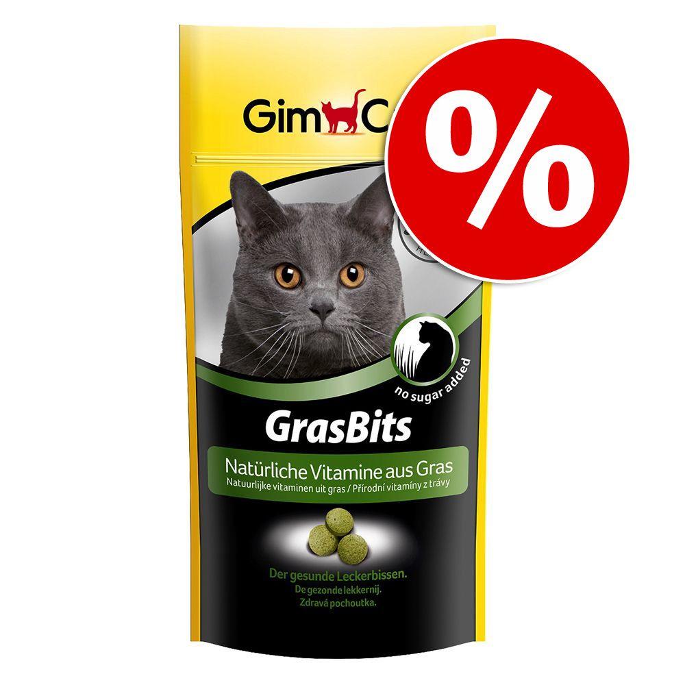 GimCat GrasBits, 2 x 140