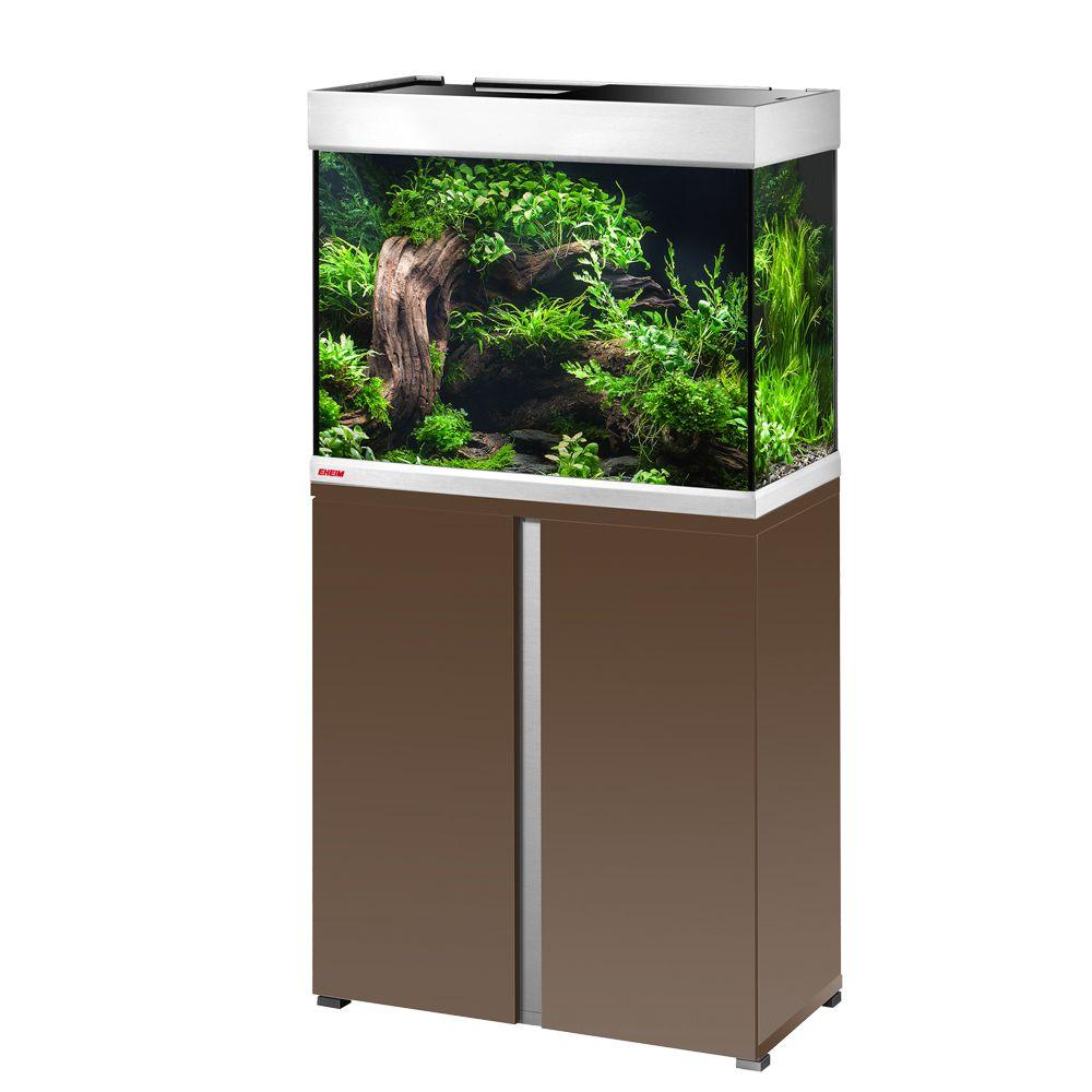 Foto Set acquario + supporto EHEIM proxima 175 - mocca lucido MP Acquari  fino a 80 cm