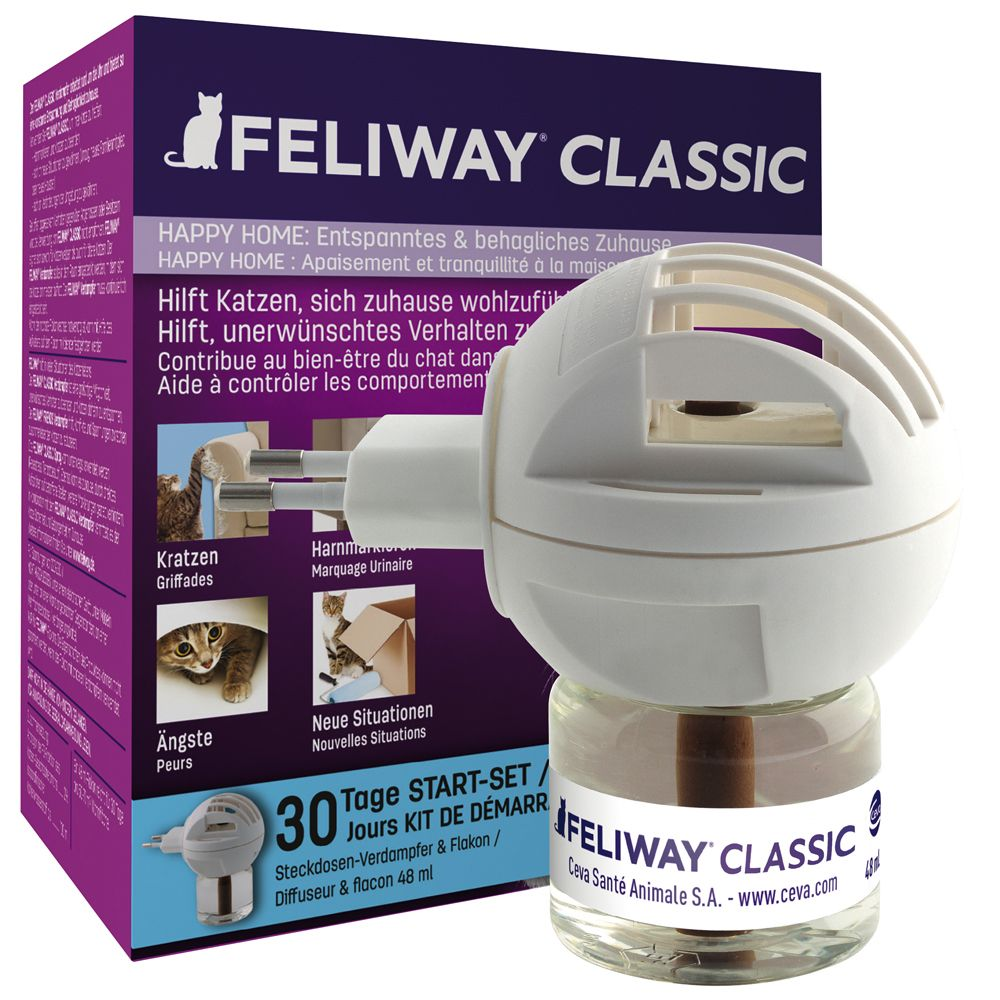 Feliway® Classic - Nachfüllflakon 48 ml