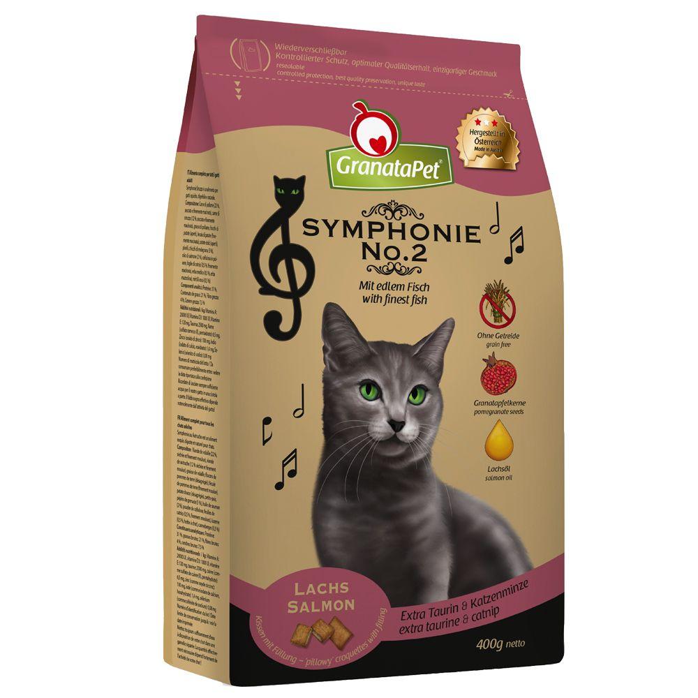 Foto GranataPet Symphonie No. 2 Salmone - 2 kg GranatPet Symphonie