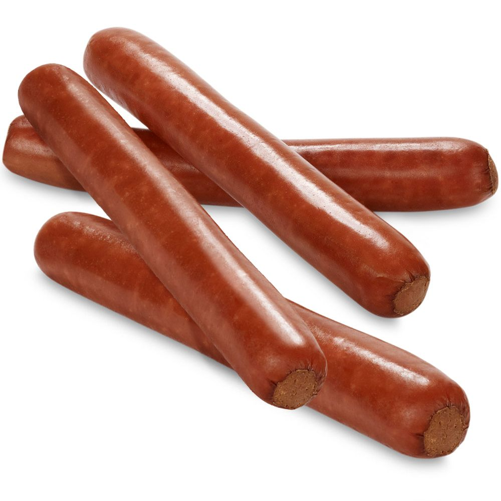 DogMio Hot Dog Würstchen - Sparpaket 8 x 55 g