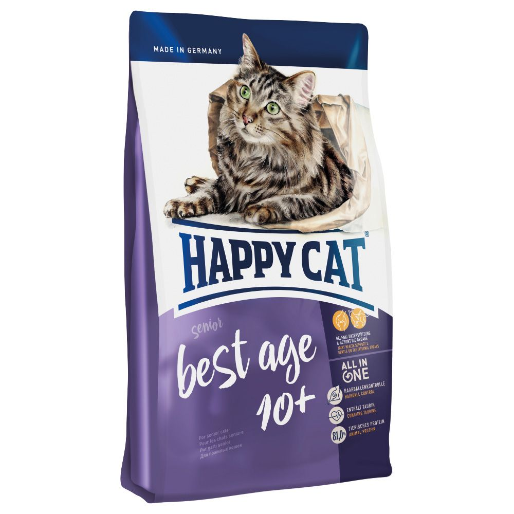 Happy Cat Best Age 10+ - 4 kg