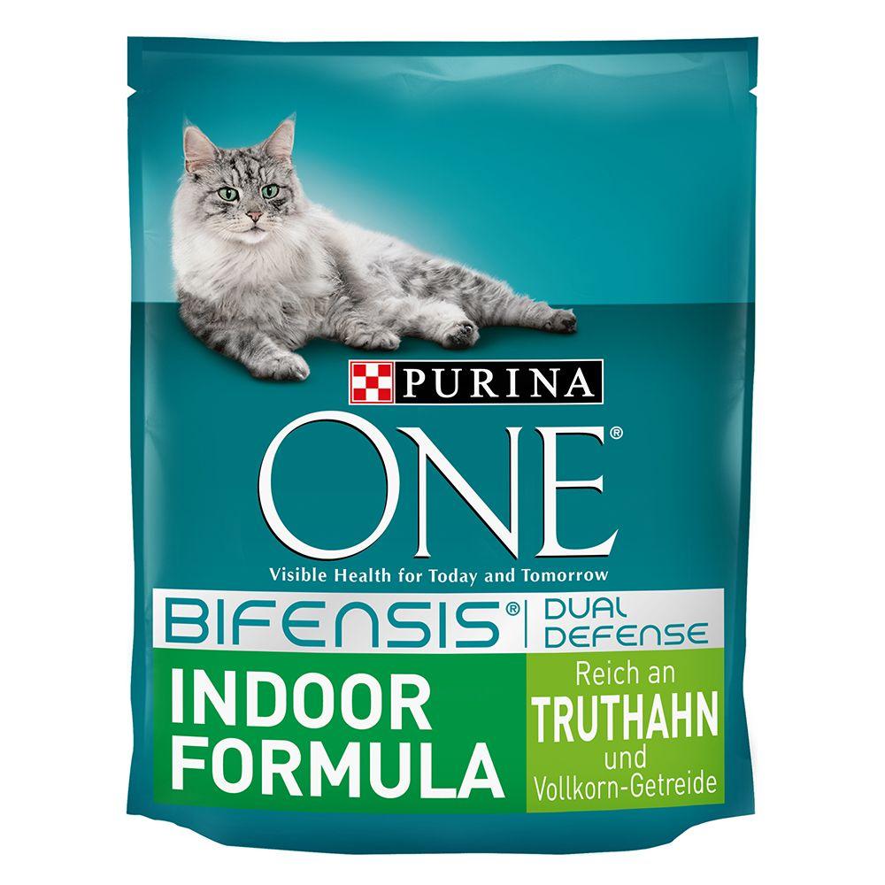 Purina ONE Indoor Formula Ekonomipack: 2 x 9,75 kg