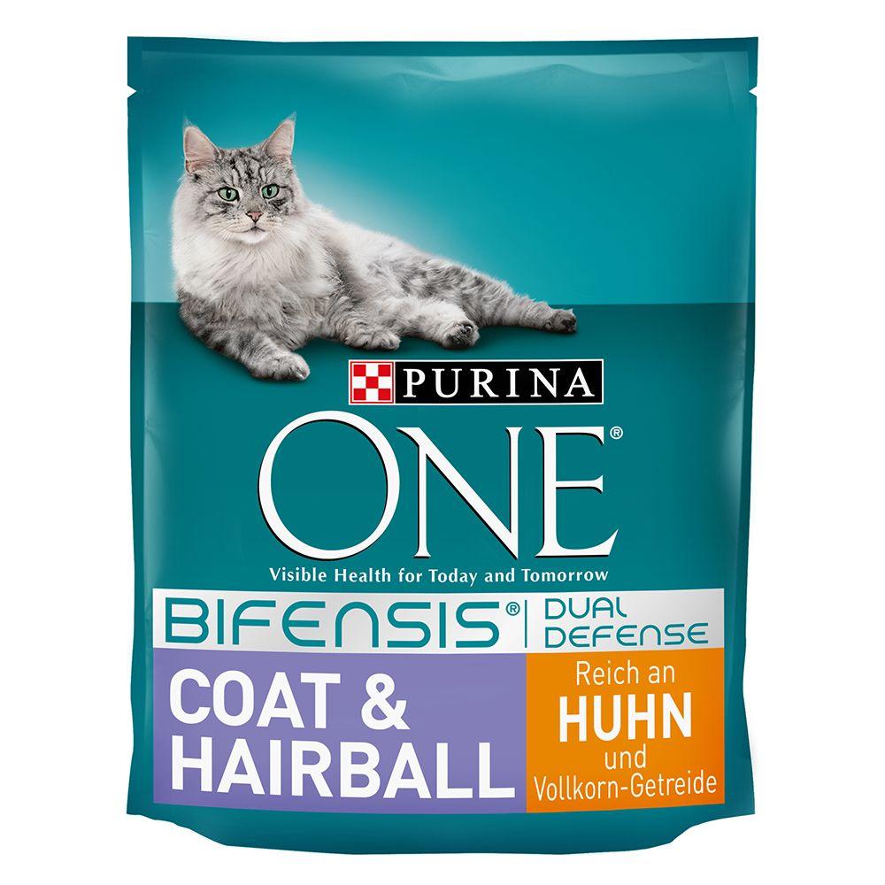 Purina ONE Coat & Hairball - 1,5 kg
