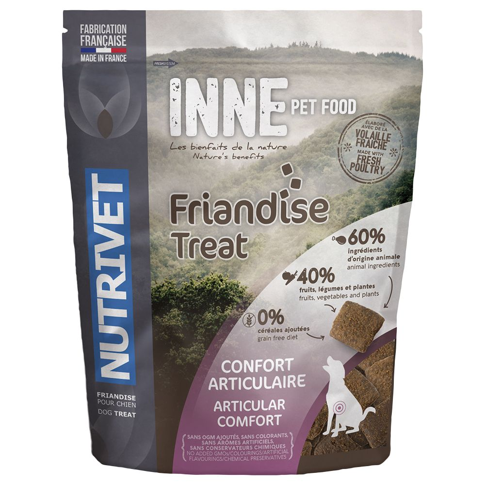Nutrivet Inne Dog Treats - Articular Comfort - 250g