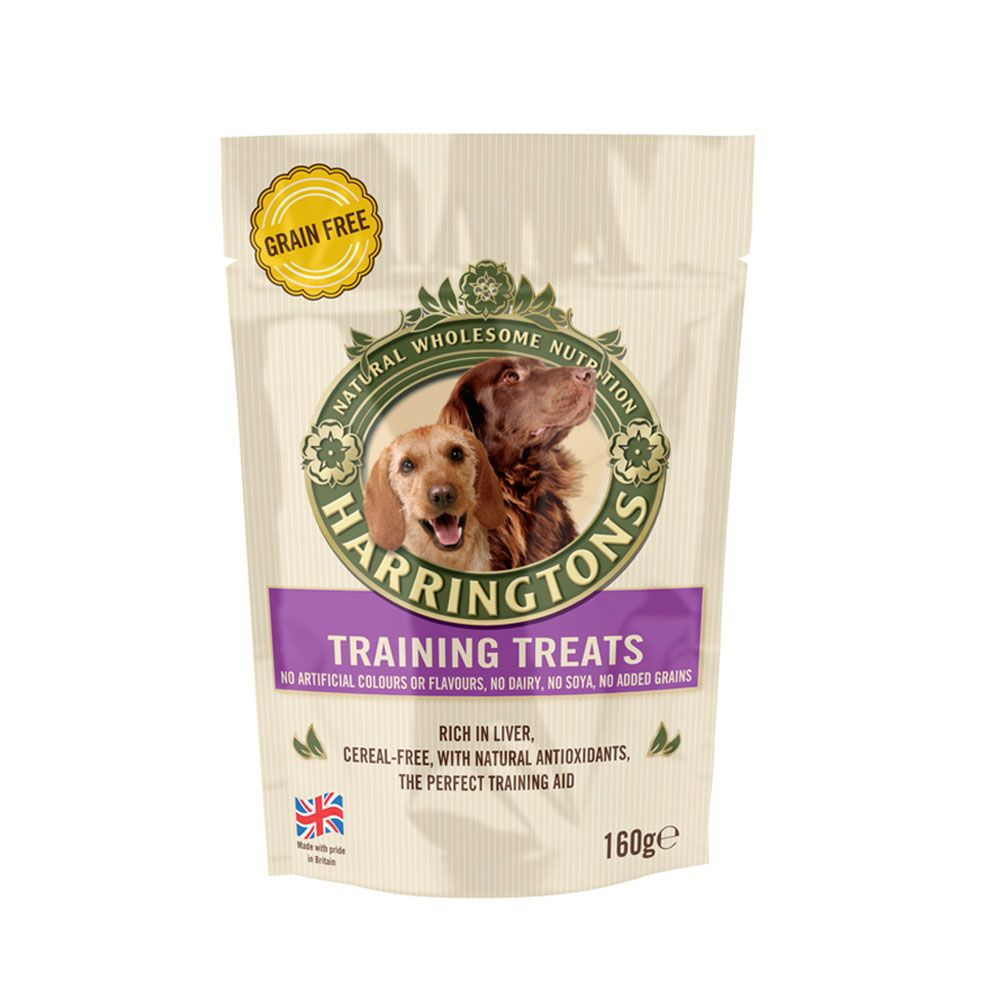 Harringtons Training Dog Treats Rich in Liver