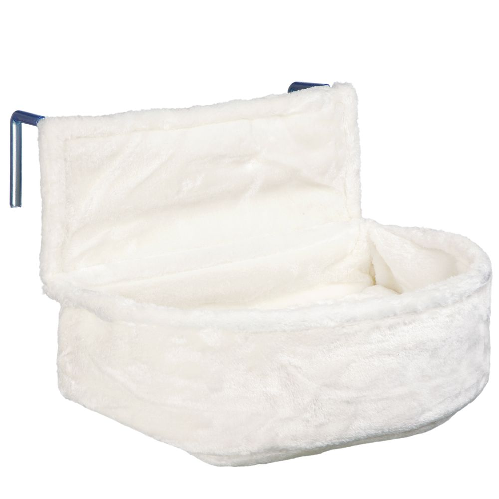 Trixie Cuddly Radiator Bag White White