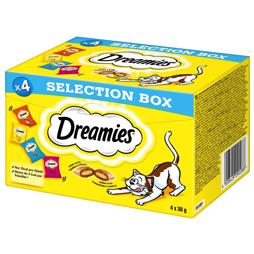 Dreamies Selection Box Cat Treats