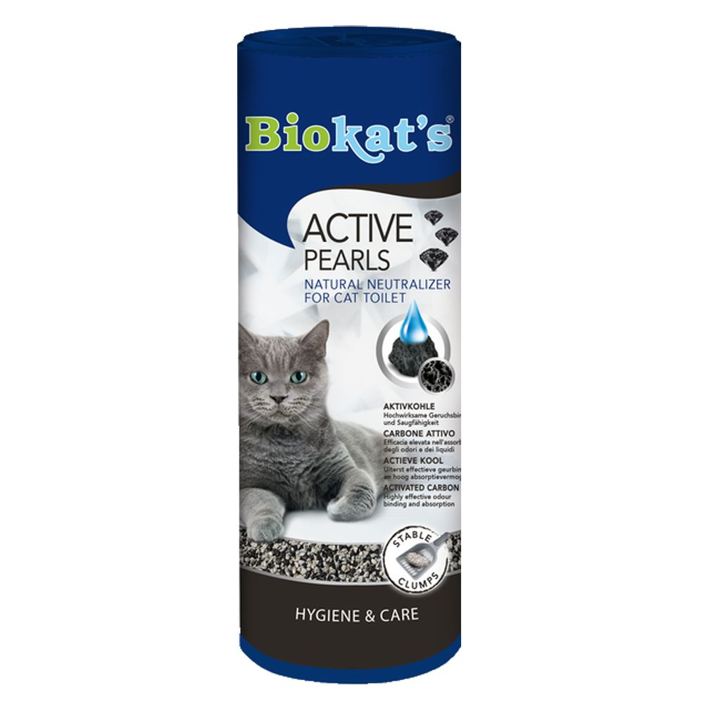 Biokat's Cat Litter Odour Neutraliser Active Pearls