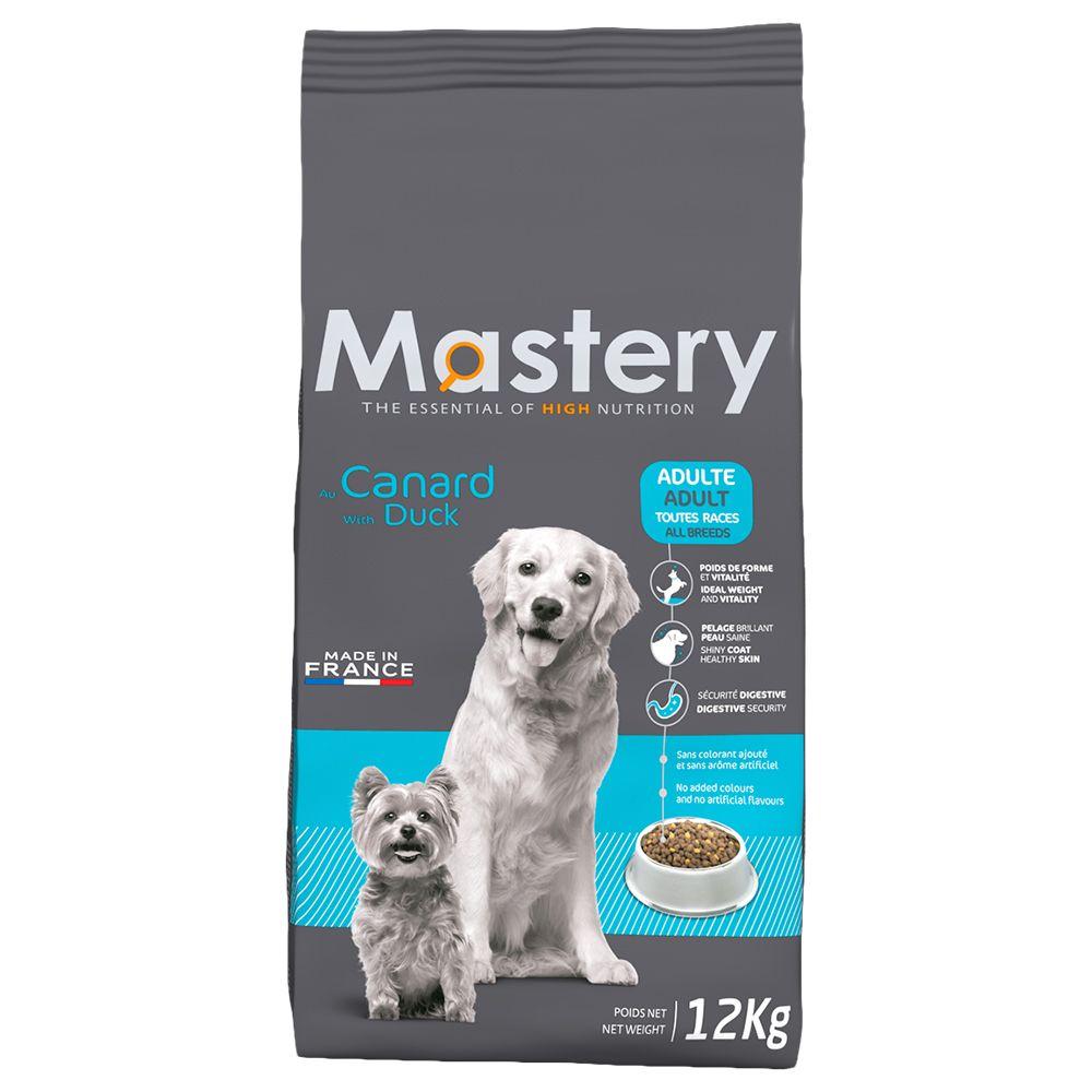 Mastery canard pour chien - 12 kg