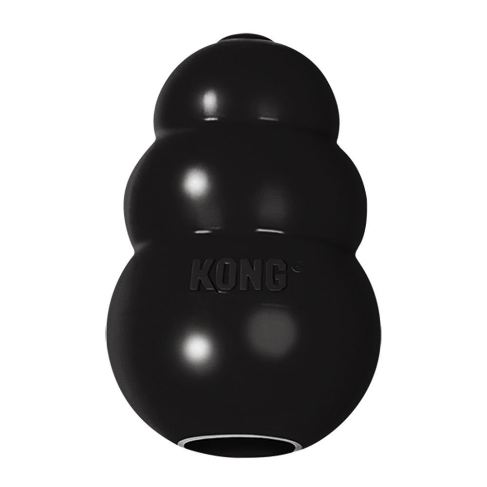 Large Black KONG Extreme Dog Toy