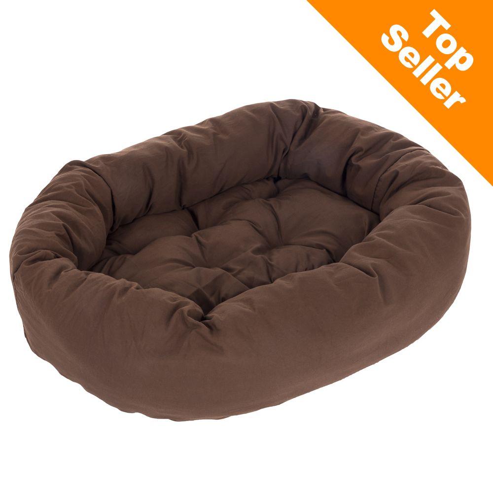 Cozy Hundebett Mocca - Waschbeutel XL: L 75 x B 80 cm