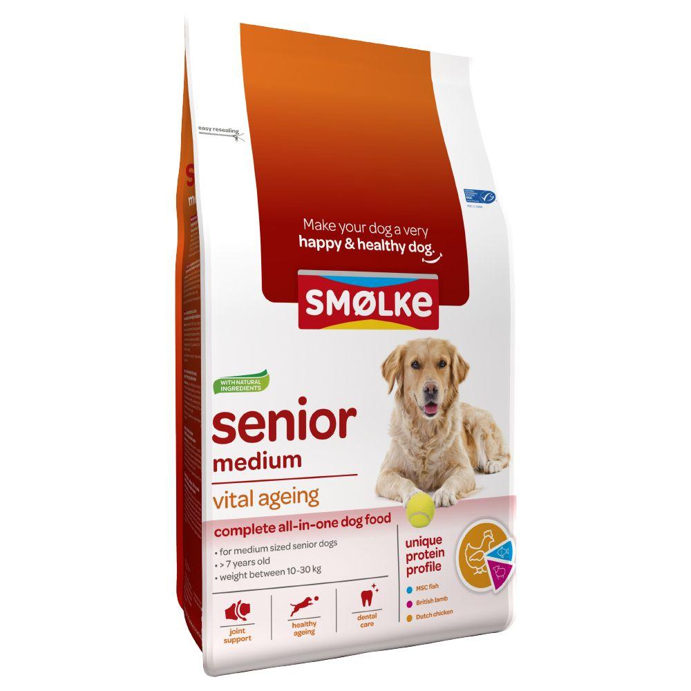 Smølke Senior Medium - 12 kg