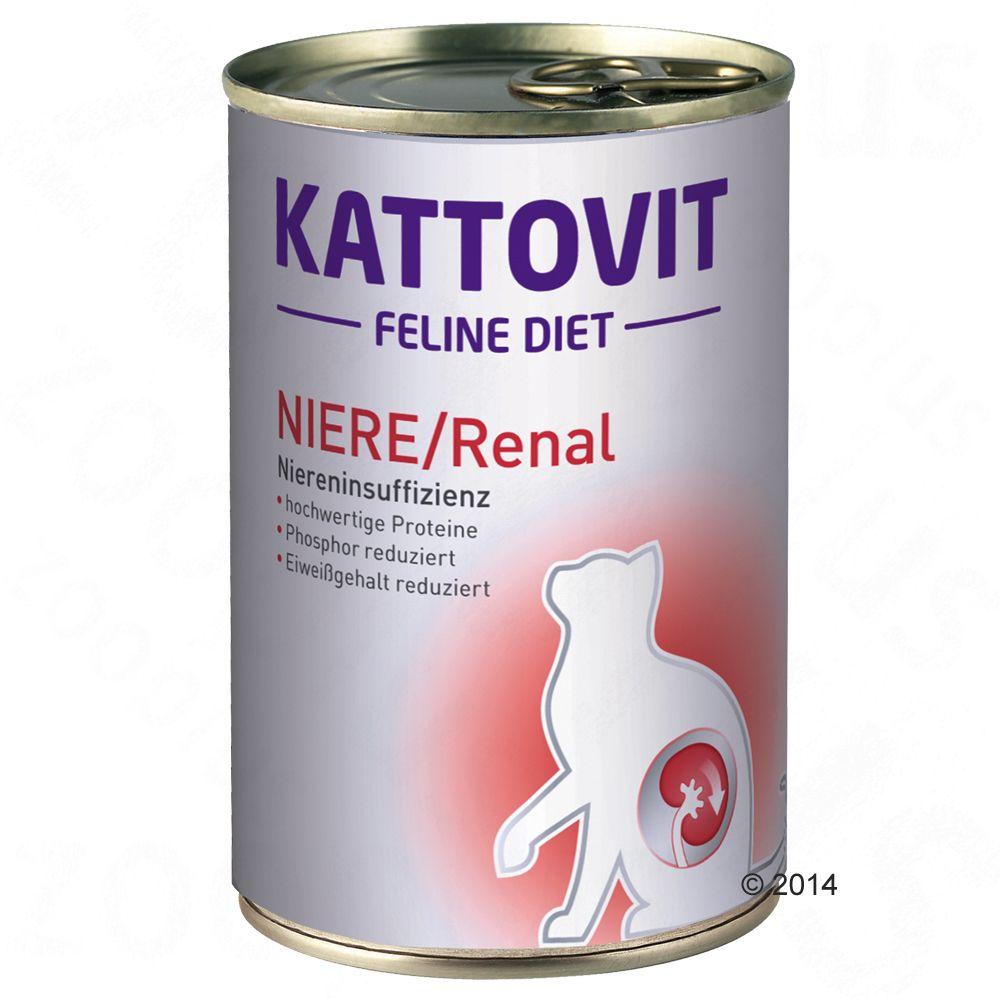 Kattovit Niere/Renal - 6 x 400 g