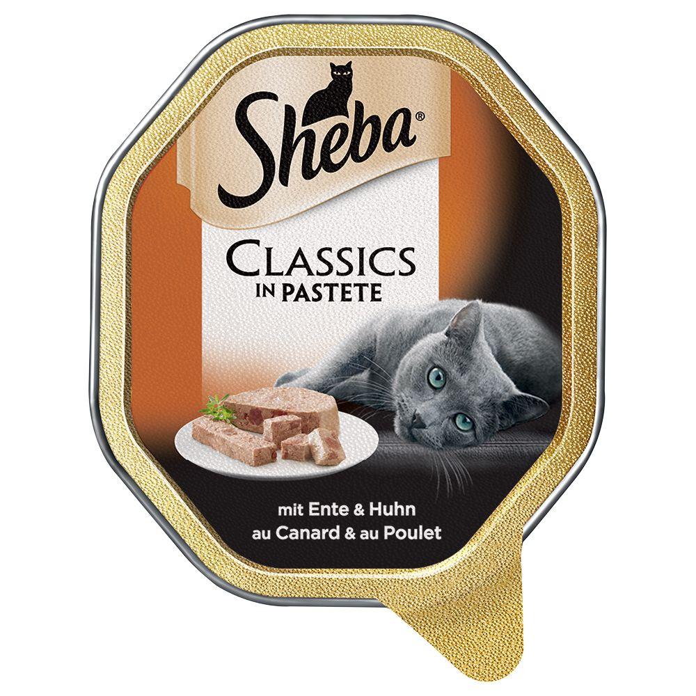 Sheba tacki, 22 x 85 g -