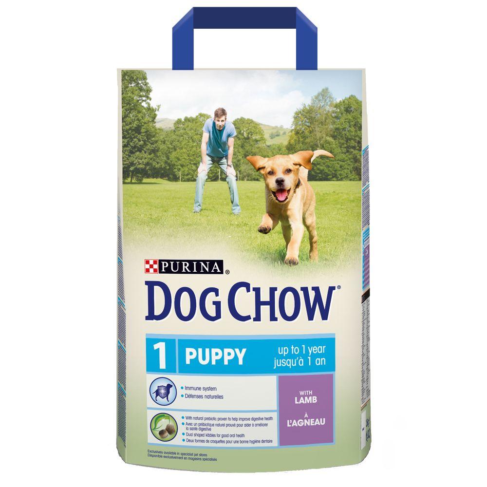 Foto Purina Dog Chow Puppy Agnello & Riso (ex Tonus) - 14 kg + 2,5 kg - GRATIS! Purina Dog Chow Junior