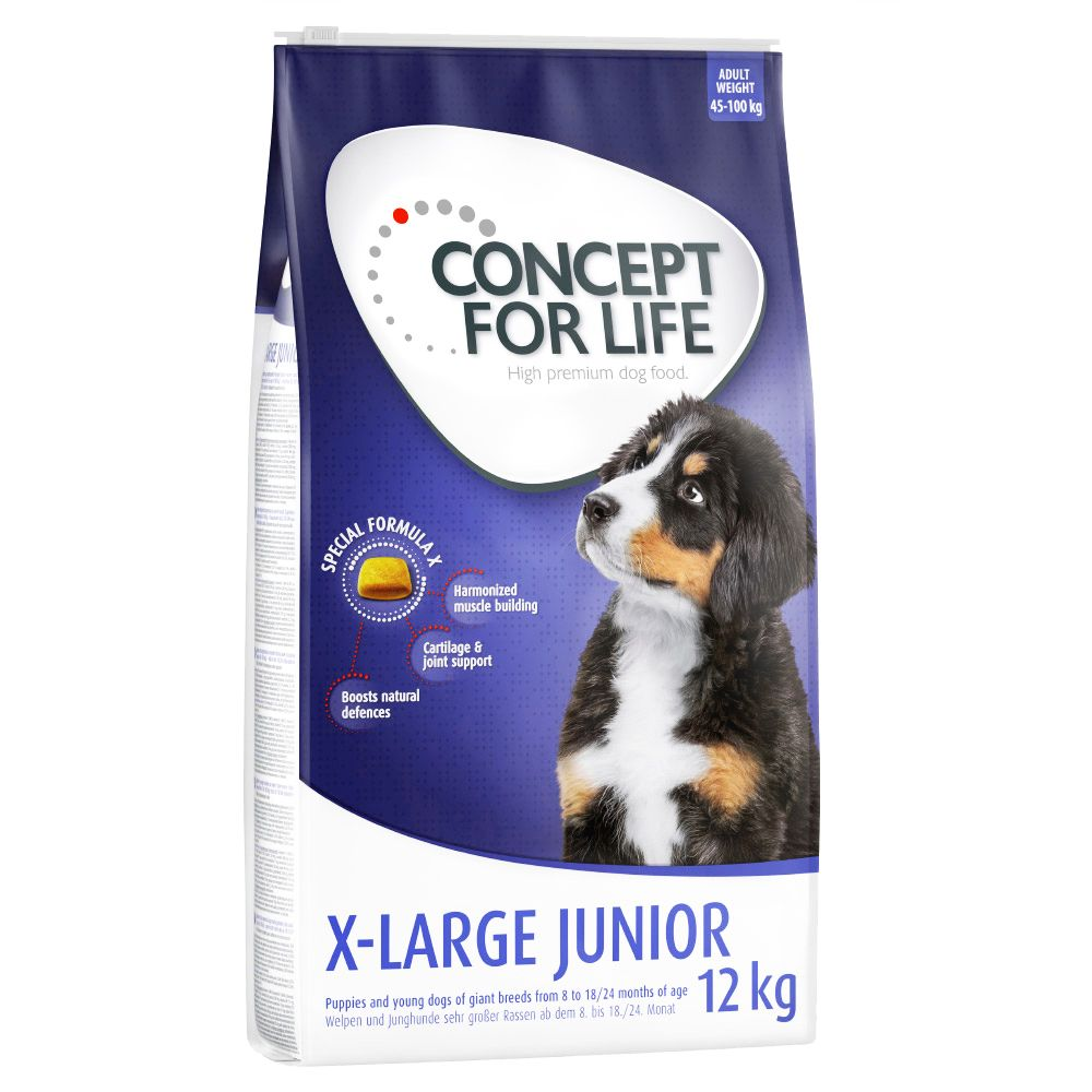 Image of Concept for Life X-Large Junior - 6 kg