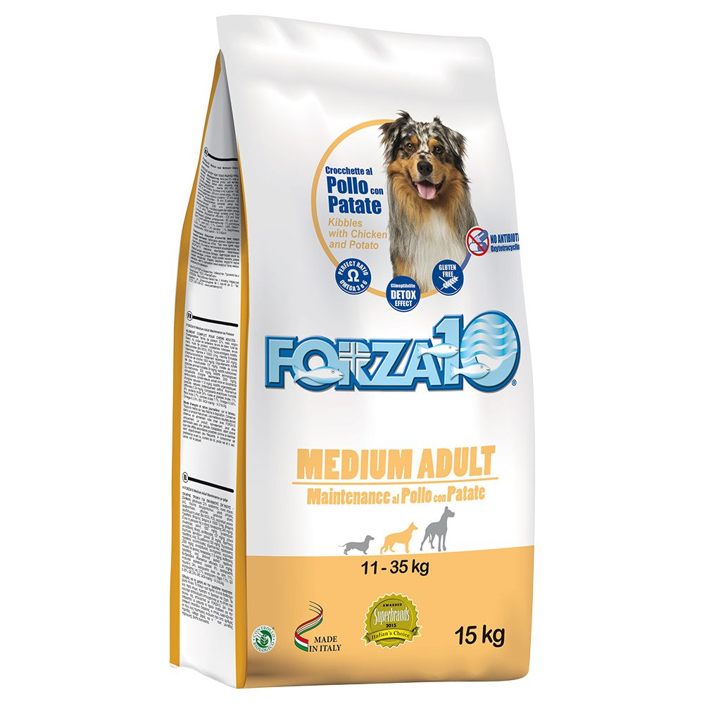 Forza 10 Medium Maintenance Chicken & Potato