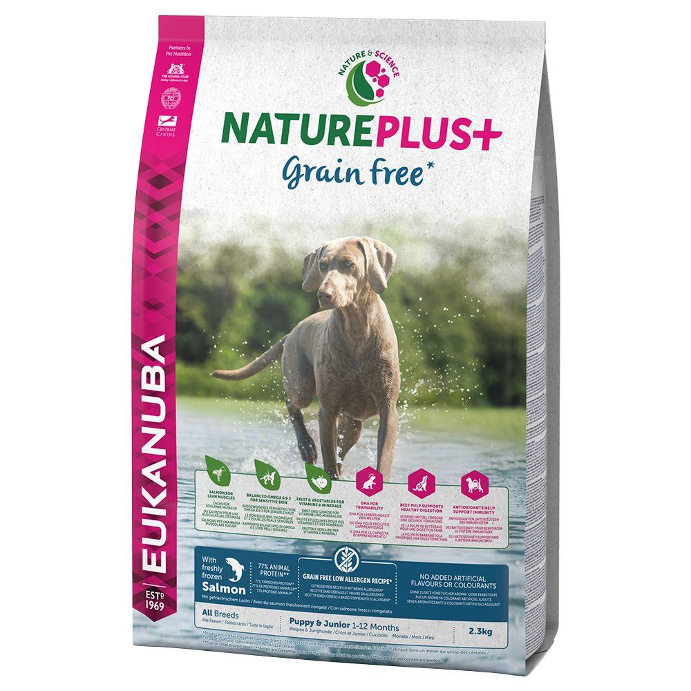 Eukanuba NaturePlus+ Grain-Free Puppy