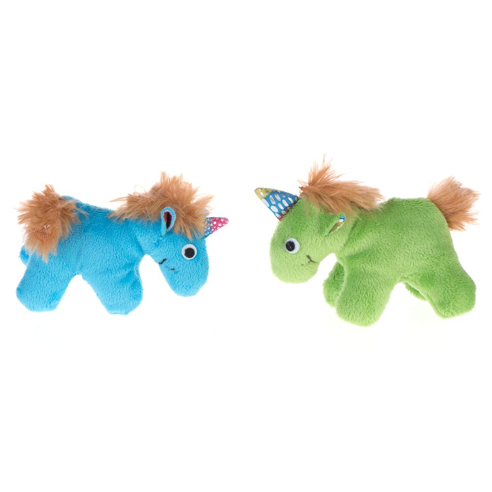Unicorn Set with Catnip Cat Toy