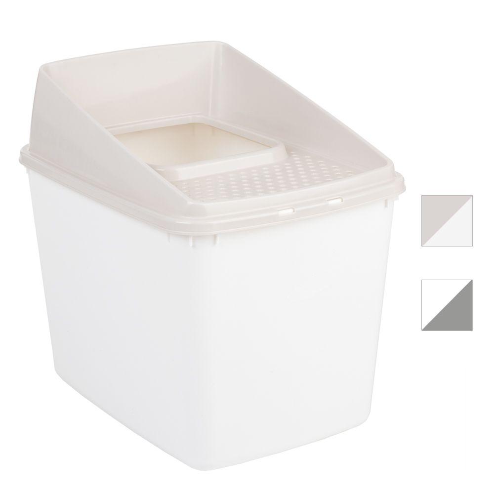 Katzentoilette Big Box - weiß