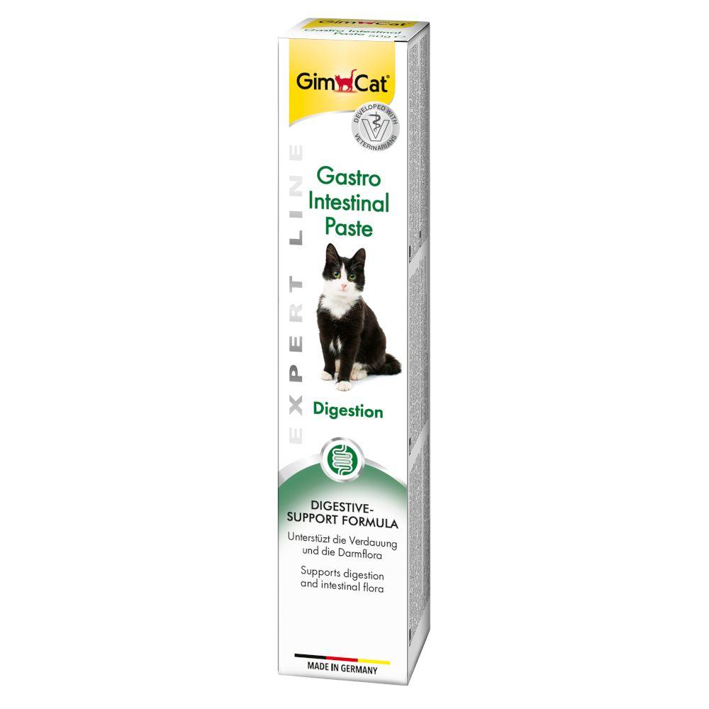 GimCat Gastro Intestinal Paste - Ekonomipack: 3 x 50 g