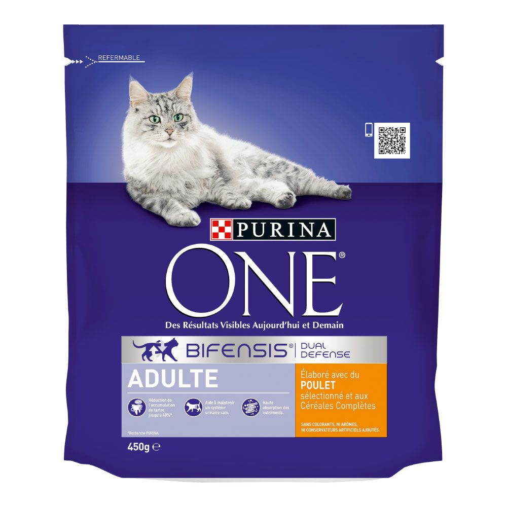 Purina ONE Adult Pollo - 3 kg