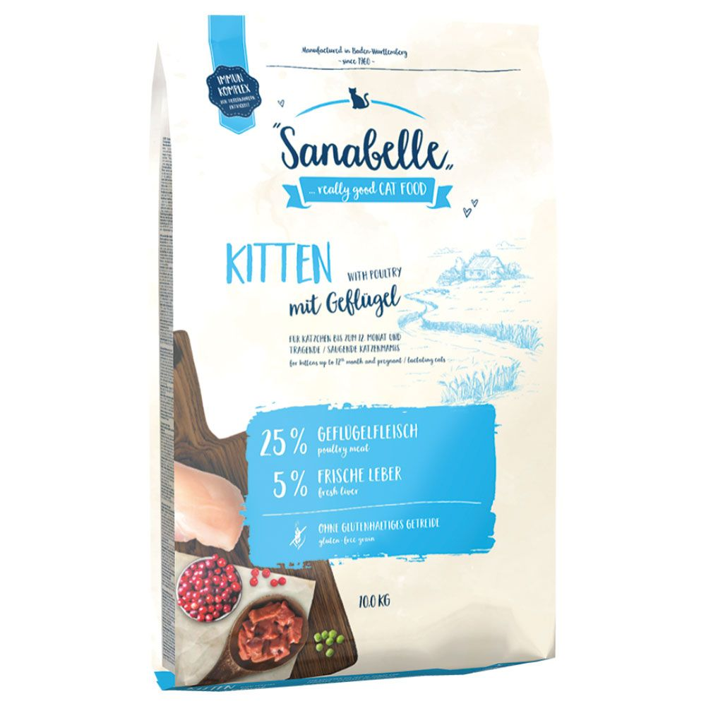 Kitten Sanabelle Adult Dry Cat Food