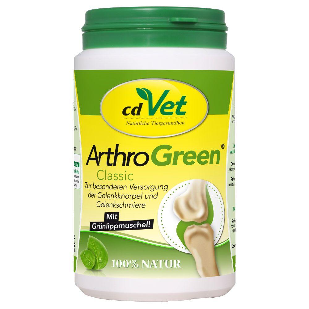 cdVet ArthroGreen Classic - 165 g