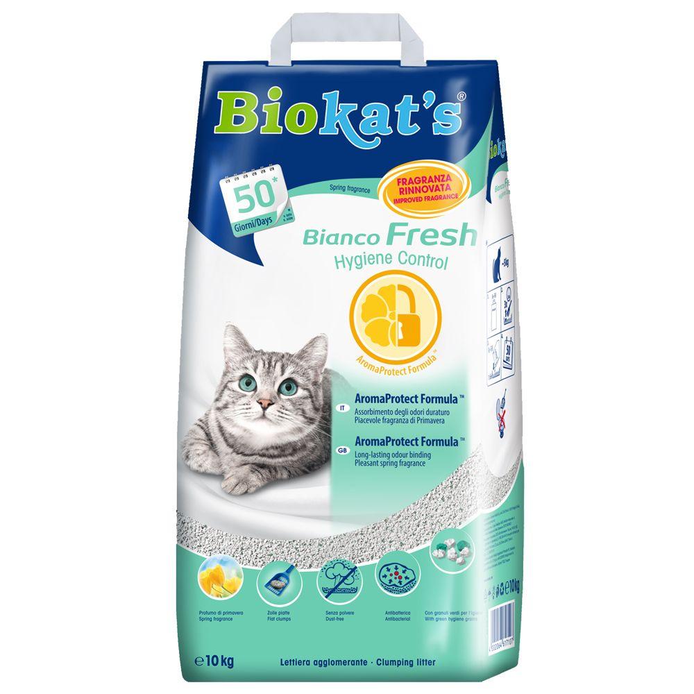Biokat's Bianco Fresh - 10 kg