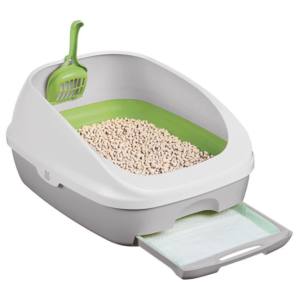 Purina Tidy Cats Breeze Katzenstreu-System - Katzenstreu Nachfüllbeutel (1,59 kg)