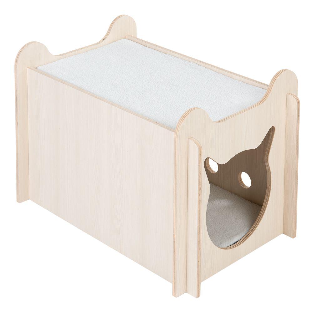 Peekaboo Cat Bed - 61 x 40 x 40 cm (L x W x H)