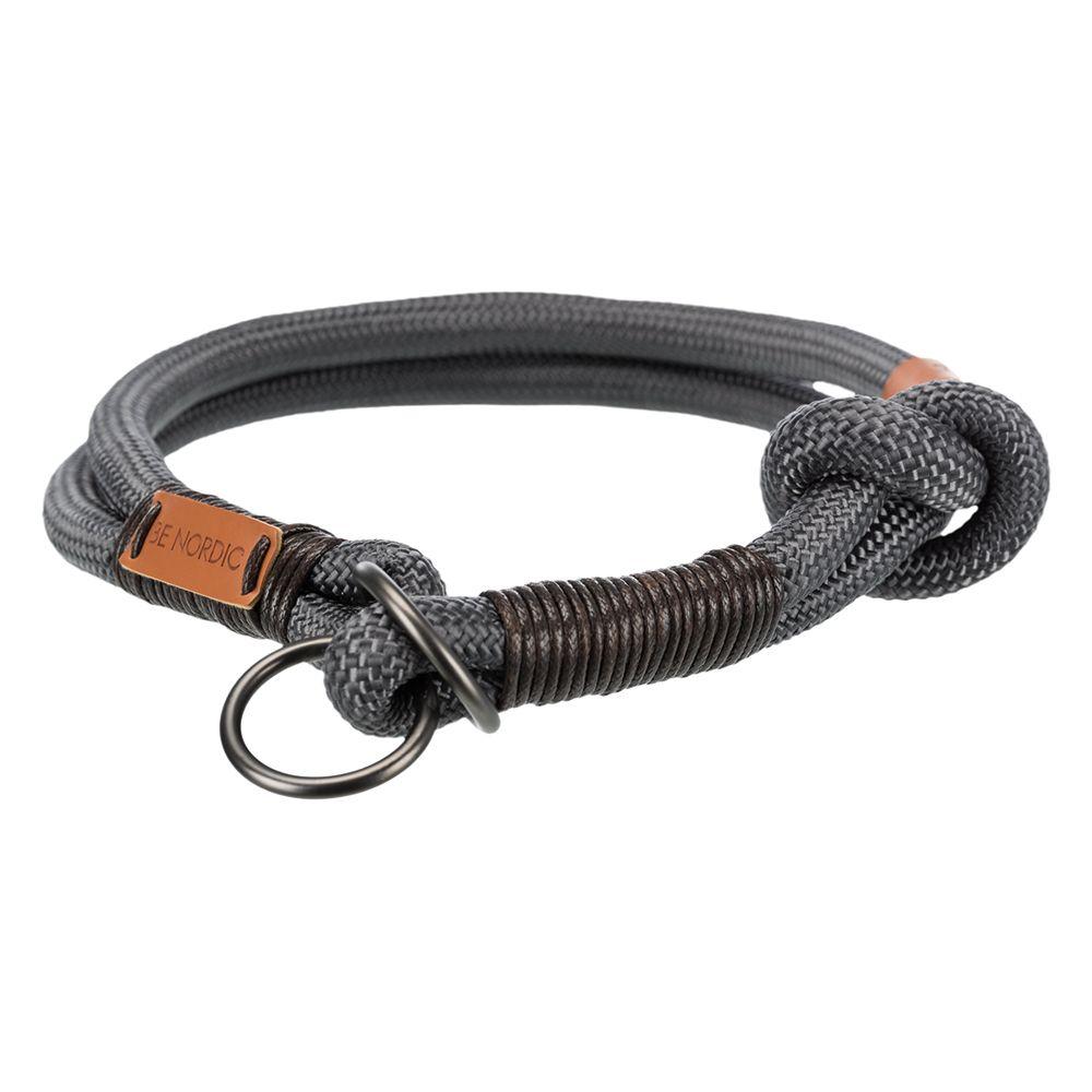 Trixie BE NORDIC Zug-Stopp Halsband - Gr. S - M: 40 cm Halsumfang