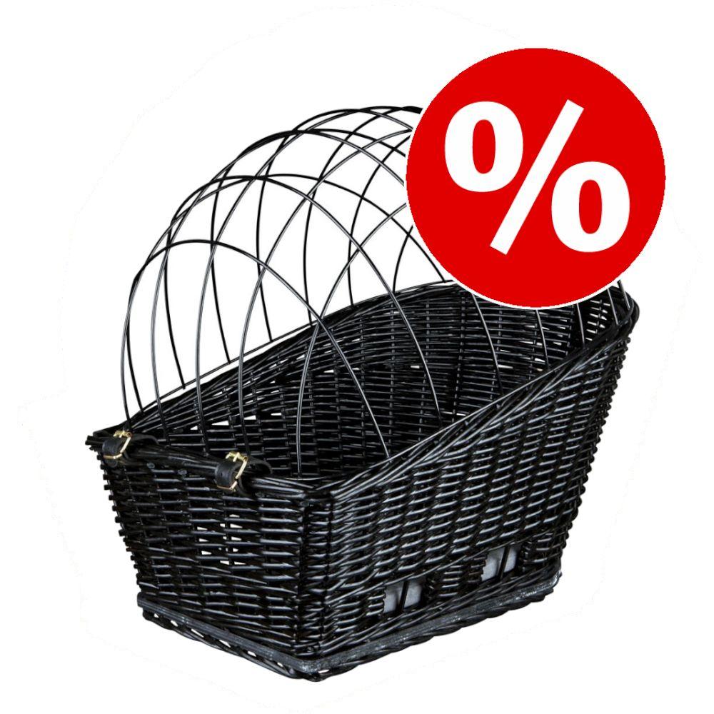 Trixie Fahrradkorb mit Gitter zum Sonderpreis! - L 49 x B 35 x H 55 cm