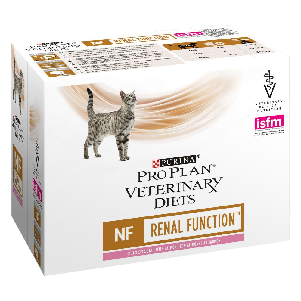 Renal Salmon Purina Pro Plan Veterinary Diets Feline