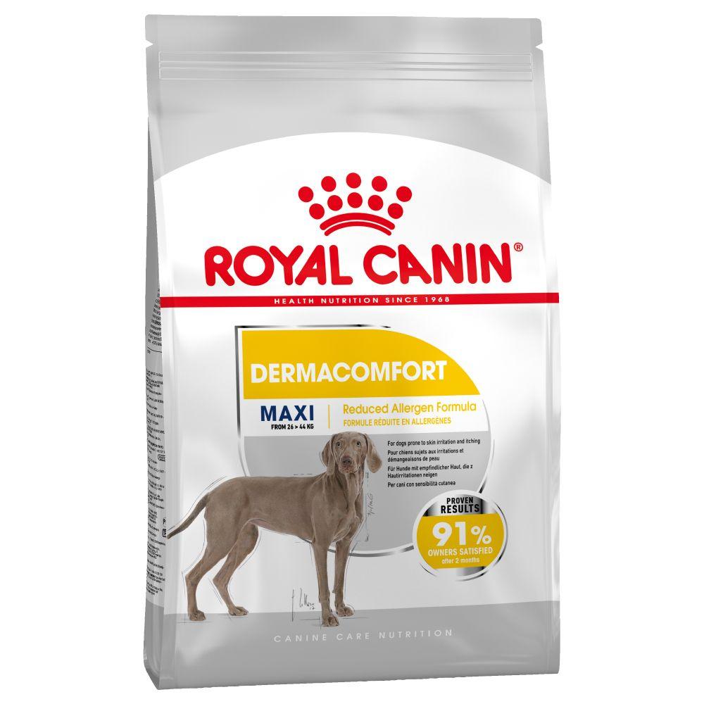 2x10kg Maxi Dermacomfort Royal Canin Dry Dog Food