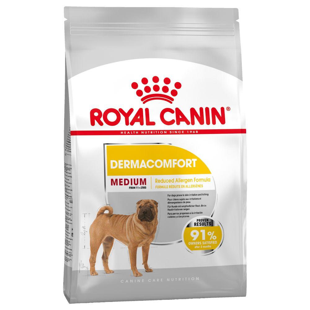 Royal Canin Medium Dermacomfort - Economy Pack: 2 x 10kg