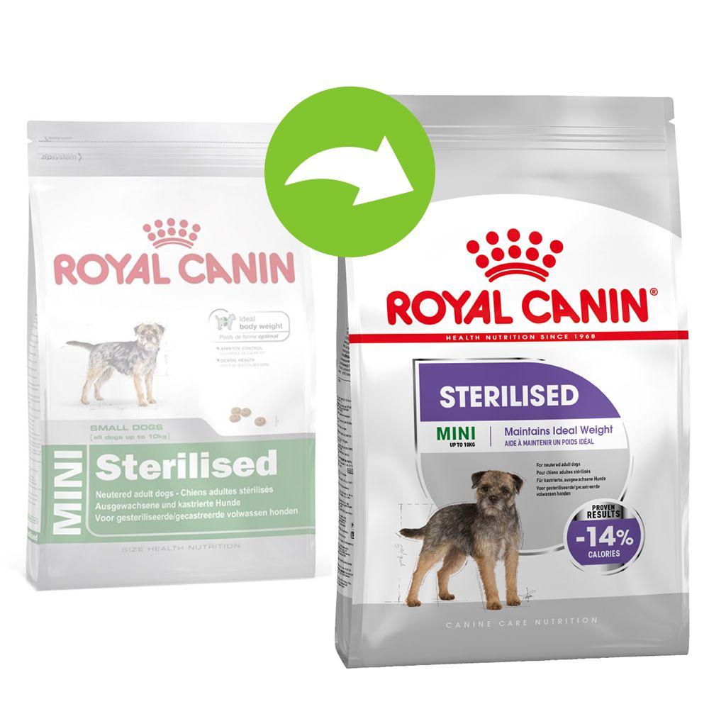 Royal Canin Mini Sterilised Ekonomipack: 2 x 8 kg