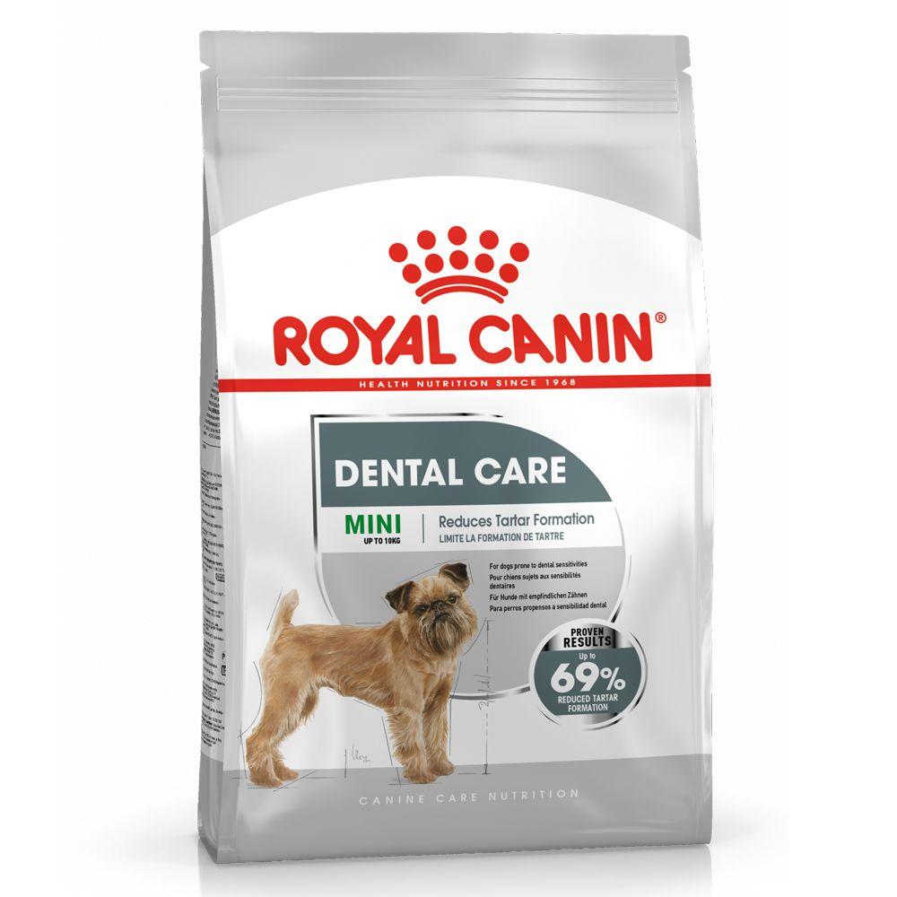 Royal Canin Care Nutrition Mini Dental Care - Economy Pack: 2 x 8kg