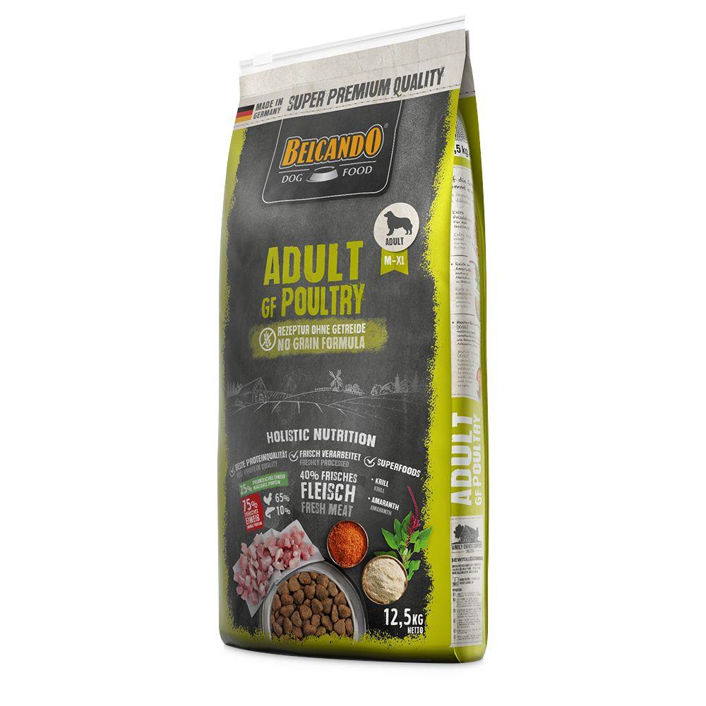 Belcando Adult Grain Free Poultry Ekonomipack: 2 x 12,5 kg