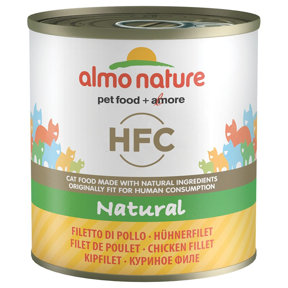 Tuna & Chicken Almo Nature Classic Wet Cat Food