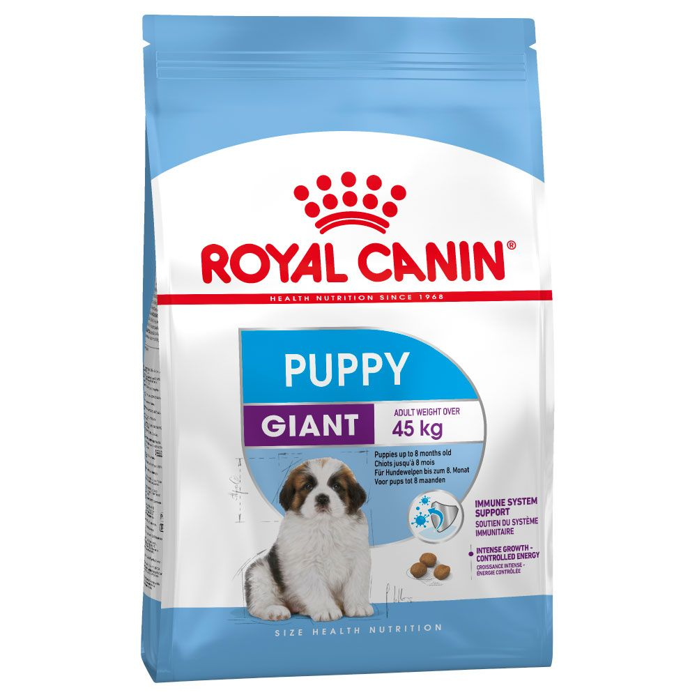 Giant Puppy Royal Canin Dry Dog Food