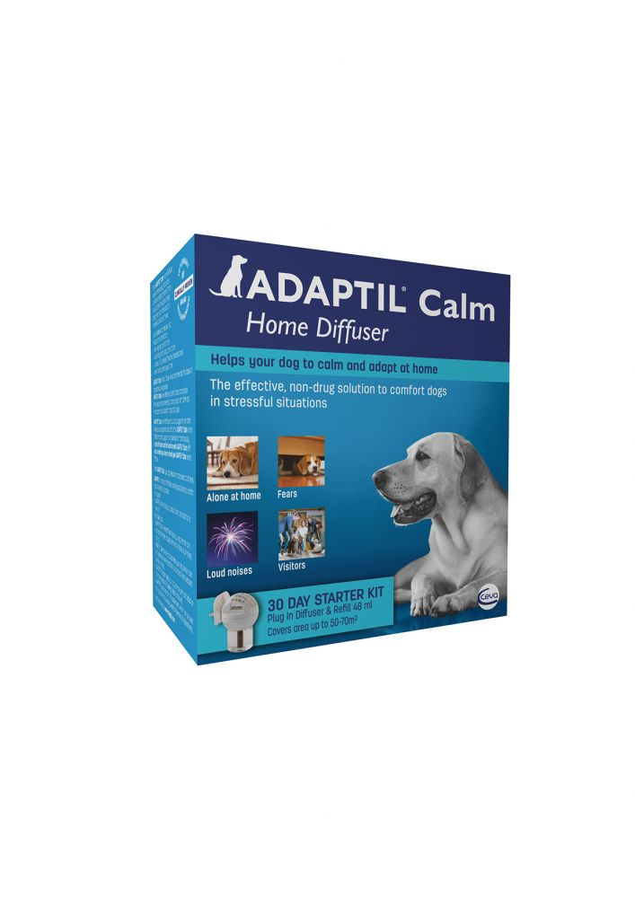 Adaptil Calming Dog Diffuser + 48ml Refill
