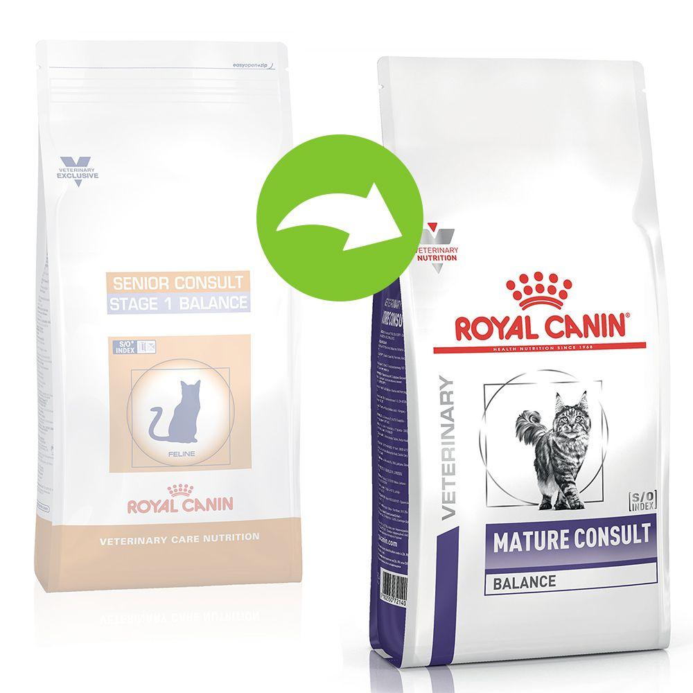 1,5kg Mature Consult Balance Royal Canin Veterinary Diet tørfoder kat