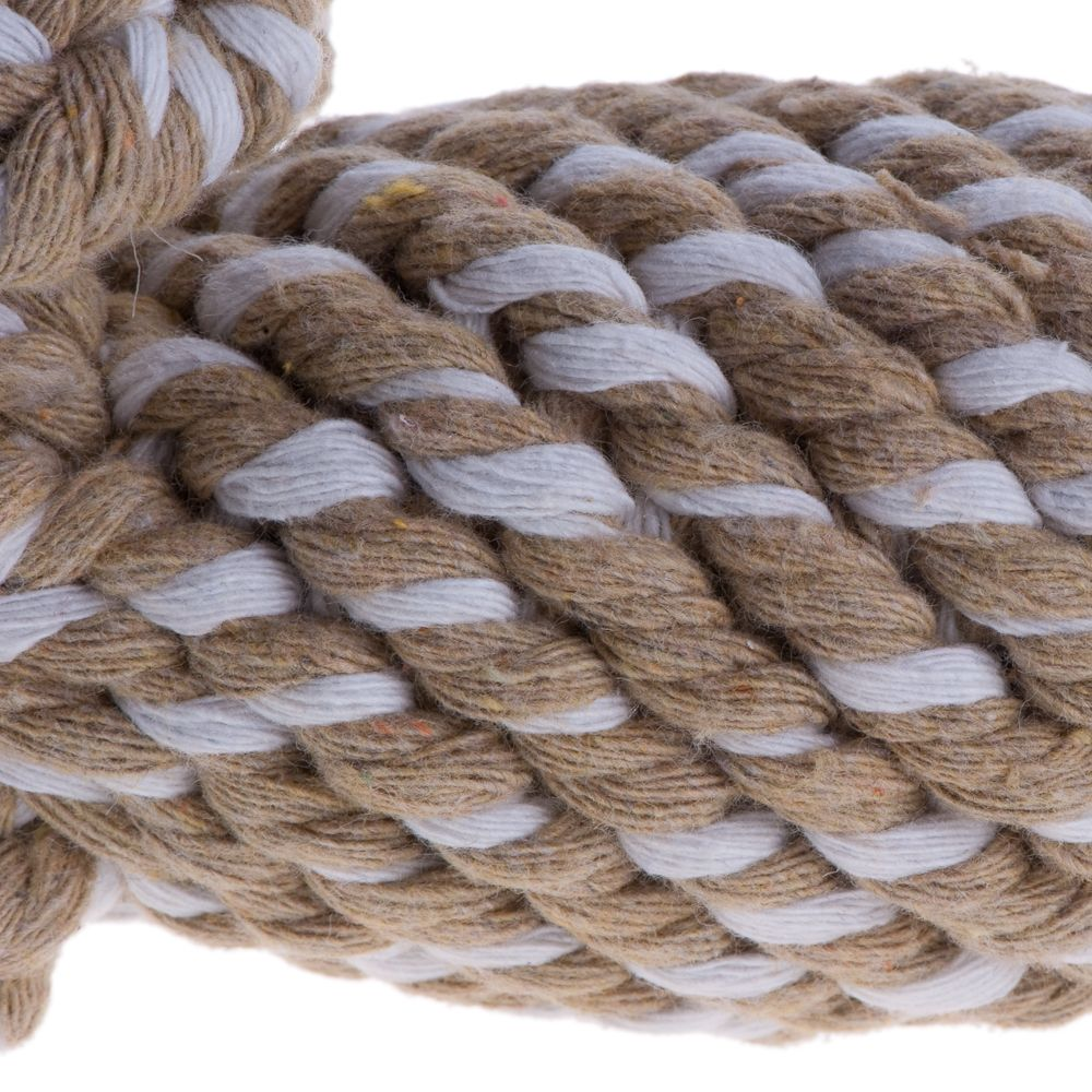 Dog Toy Cotton Rope Monkey - approx. 18cm