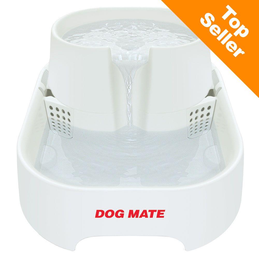 Dog Mate dricksfontän, 6 liter - Vattenfontän 6 liter