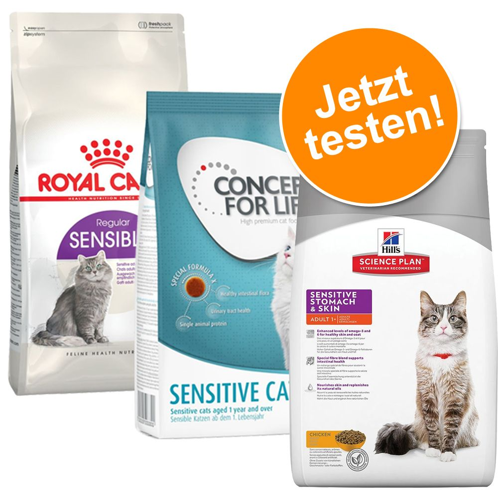 Probierpaket Kleinpackung Royal Canin, Concept ...